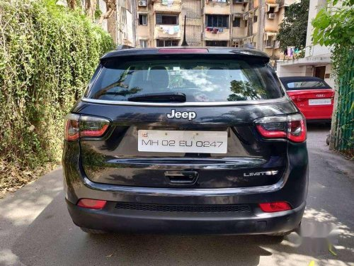Used Jeep Compass 1.4 Limited Option 2017 AT for sale in Mumbai