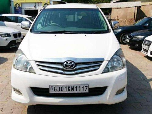 Toyota Innova 2.5 G4 7 STR, 2011 MT for sale in Ahmedabad