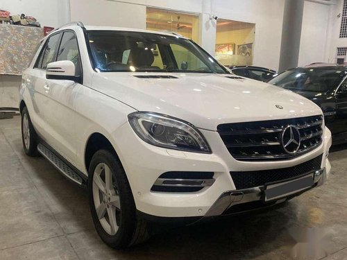 Used 2014 Mercedes Benz M Class AT in Chandigarh