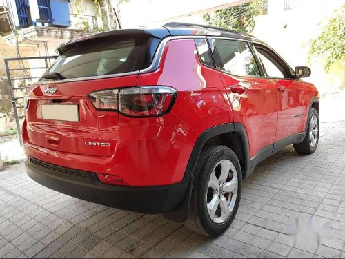 Used 2018 Jeep Compass AT for sale in Hyderabad
