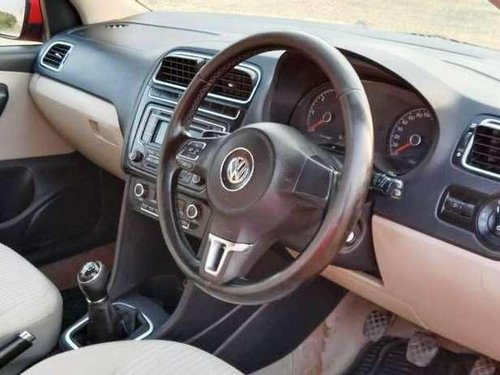 Used 2014 Volkswagen Polo MT for sale in Ahmedabad