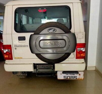 2018 Mahindra Bolero SLE MT for sale in Chennai