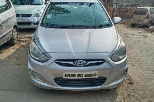 Used 2012 Hyundai Verna MT for sale in Gurgaon
