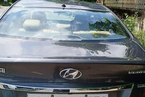 Hyundai Verna 1.6 SX VTVT 2012 AT for sale in Ahmedabad