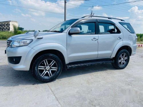 Used 2012 Toyota Fortuner MT for sale in Ambala