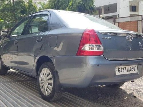Toyota Etios Liva GD 2013 MT for sale in Ahmedabad