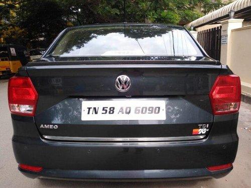 2018 Volkswagen Ameo 1.5 TDI Highline Plus AT in Coimbatore
