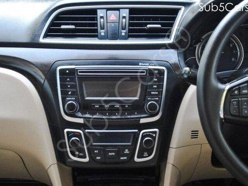 Used 2015 Maruti Suzuki Ciaz MT for sale in Hyderabad