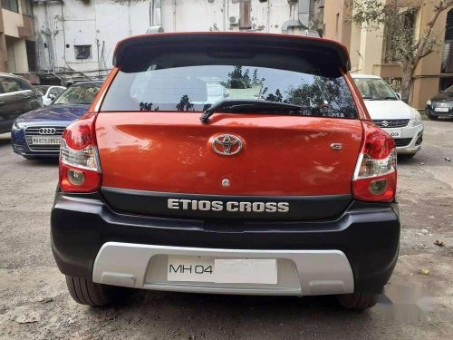 Used 2015 Toyota Etios Cross MT for sale in Mumbai -12