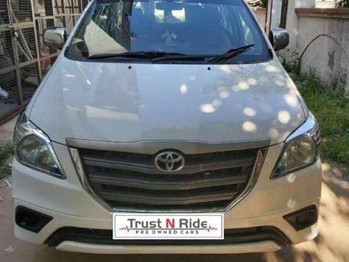 Used Toyota Innova 2.5 GX 8 STR 2015 MT for sale in Jaipur