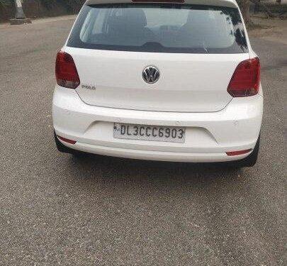 2015 Volkswagen Polo Petrol Trendline 1.2L MT in New Delhi