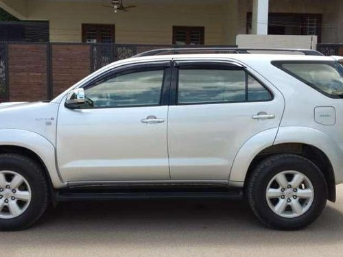 Used 2011 Toyota Fortuner MT for sale in Madurai