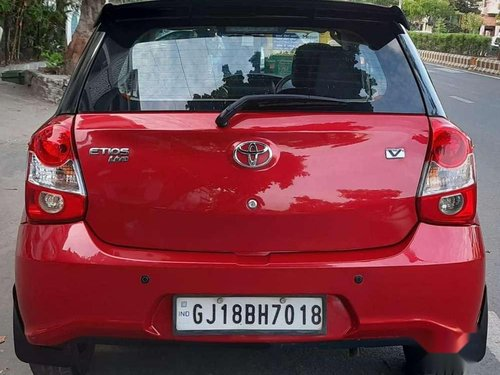 Used Toyota Etios Liva V 2017 MT for sale in Ahmedabad