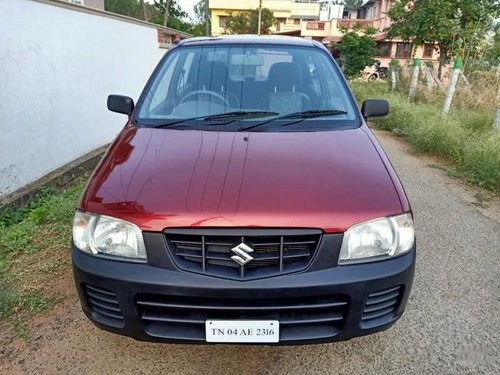 Used Maruti Suzuki Alto 2010 MT for sale in Coimbatore -4