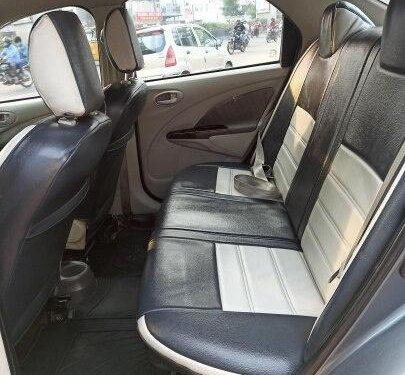 Used 2015 Toyota Platinum Etios MT for sale in Hyderabad