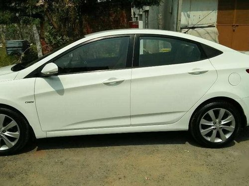 Used Hyundai Verna 2012 MT for sale in Salem