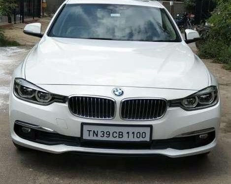 Used BMW 3 Series 2017 AT for sale in Coimbatore
