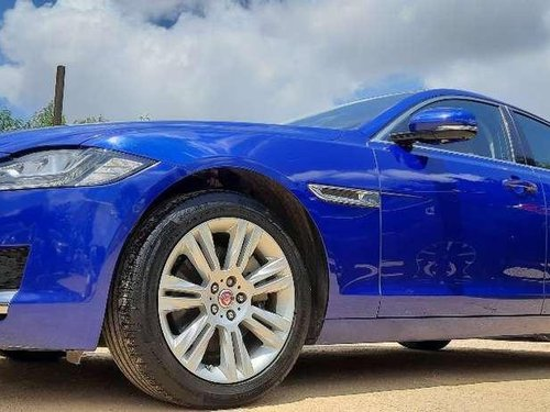 Used 2017 Jaguar XF AT for sale in Hyderabad