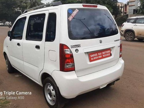 Used 2009 Maruti Suzuki Wagon R LXI MT for sale in Sangli