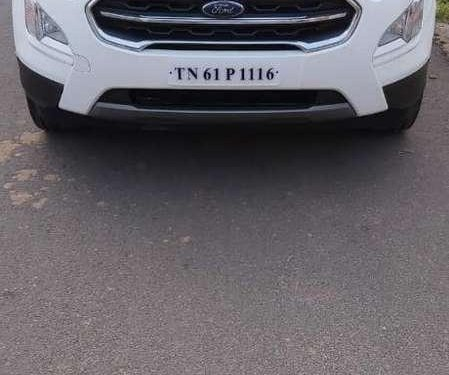 Used Ford EcoSport 2018 MT for sale in Thanjavur