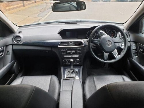 Mercedes-Benz C-Class 2014 AT for sale in Bangalore