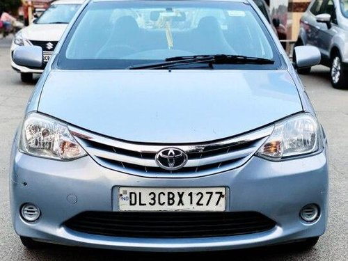 Used Toyota Etios Cross 1.4 GD 2012 MT for sale in New Delhi
