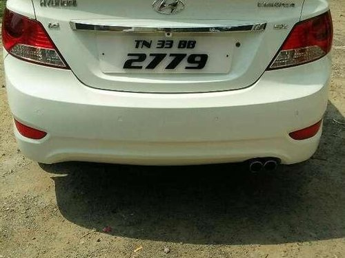 Used Hyundai Verna 2012 MT for sale in Salem -3