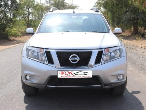 Used Nissan Terrano XL Plus 85 PS 2017 MT in Ahmedabad
