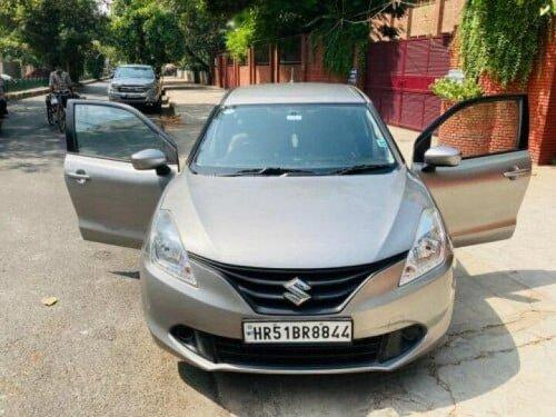 Used 2018 Maruti Suzuki Baleno MT in New Delhi