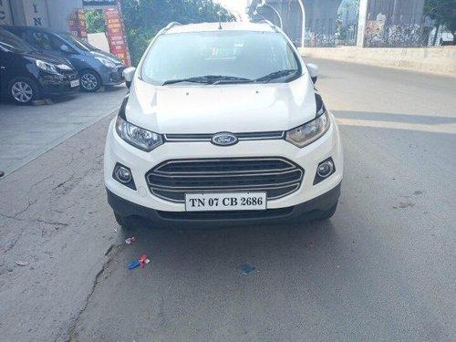 2015 Ford Ecosport 1.5 Ti VCT Titanium MT in Chennai