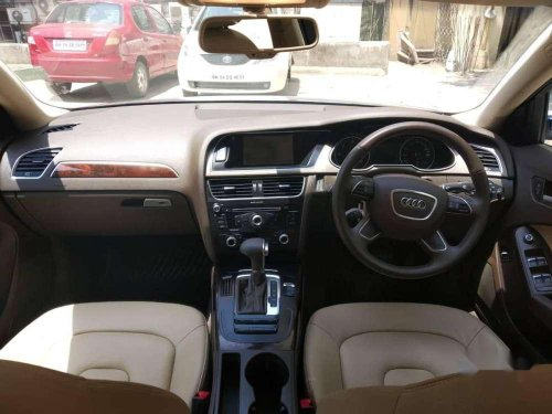 Used Audi A4 2.0 TDI Multitronic, 2014 AT for sale in Mumbai