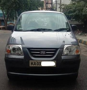 Hyundai Santro Xing GLS 2009 MT for sale in Bangalore