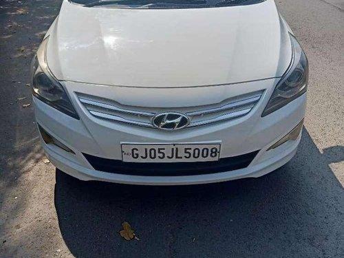 Used Hyundai Verna 1.6 CRDi SX 2015 MT for sale in Surat