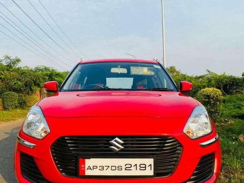 Maruti Suzuki Swift VDi, 2018, MT for sale in Visakhapatnam