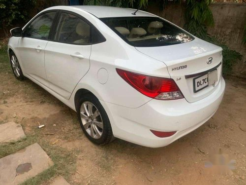 Used 2011 Hyundai Fluidic Verna MT in Gurgaon