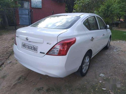 Used Nissan Sunny XV , 2013, MT for sale in Chandigarh