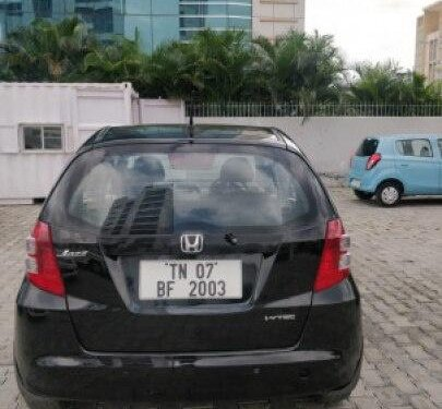 Used 2009 Honda Jazz MT for sale in Chennai