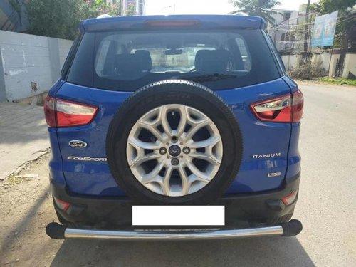 Ford Ecosport 1.5 DV5 MT Titanium 2014 MT in Chennai