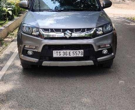Used Maruti Suzuki Vitara Brezza 2019 MT for sale in Hyderabad