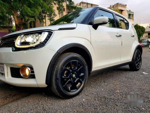 Used 2019 Maruti Suzuki Ignis 1.2 Alpha MT in Ahmedabad -0