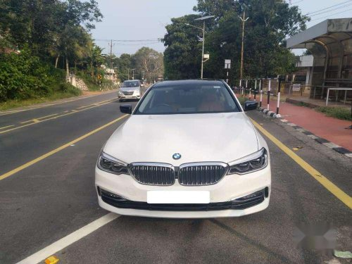 Used BMW 5 Series 520d Luxury Line 2018 AT for sale in Kollam