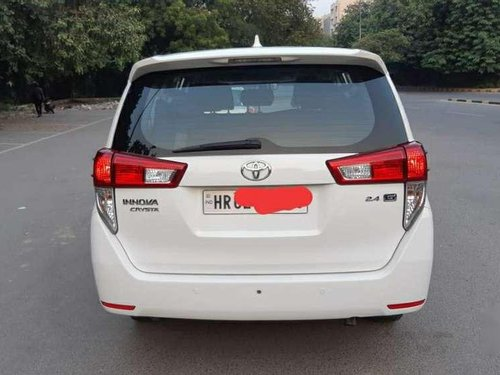 Toyota Innova Crysta 2017 AT for sale in Gurgaon