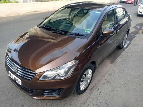Used 2016 Maruti Suzuki Ciaz MT for sale in Chennai