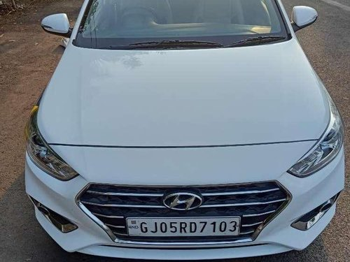 Used Hyundai Verna CRDi 1.6 SX 2018 MT for sale in Surat