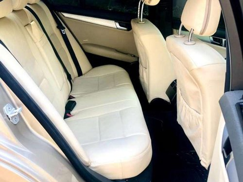 Mercedes Benz C-Class 2010 AT for sale in Ahmedabad