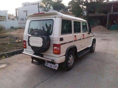 Used Mahindra Bolero SLX 2017 MT for sale in Bilaspur
