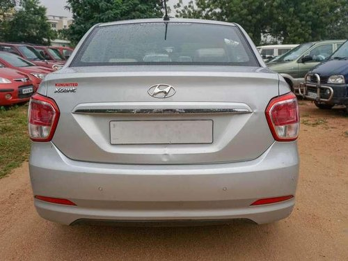 Used 2015 Hyundai Xcent MT for sale in Hyderabad