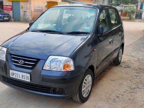 Used Hyundai Santro Xing XS 2007 MT in Hyderabad