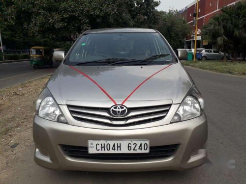 Used 2009 Toyota Innova MT for sale in Chandigarh