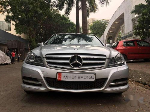 Used 2012 Mercedes Benz C-Class AT for sale in Mumbai